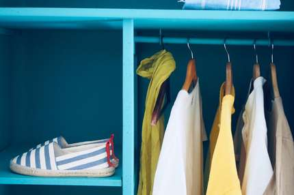 Closet Revamp: Summer Cleaning