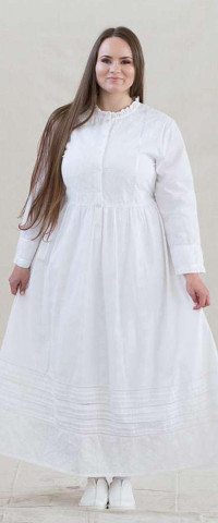 Dressed in White product